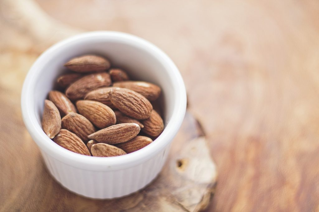 Pack Snack Baggies Of Almonds For Your Trip