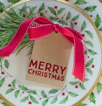 Gardiner Family Recipes We Use During Christmas