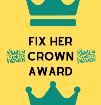 Women Supporting Women: Why Should You Fix Her Crown