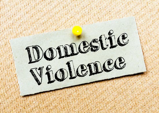 Living With Domestic Violence