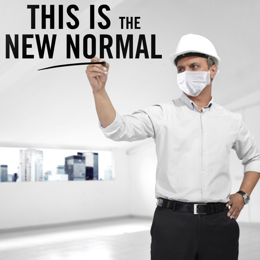Living Through A Virus and Learning A New Normal